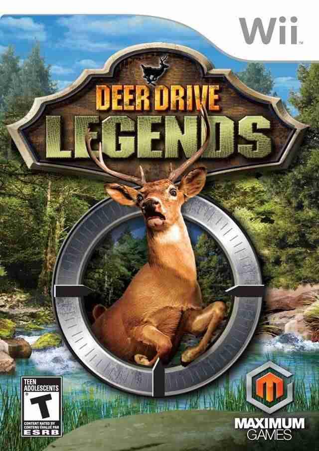 Descargar Deer Drive Legends [English][USA][ProCiSiON] por Torrent